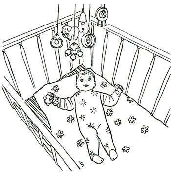 Можно ли кормящей маме спать на животе, чем заняться с новорожденным ... 7dea278a5c1