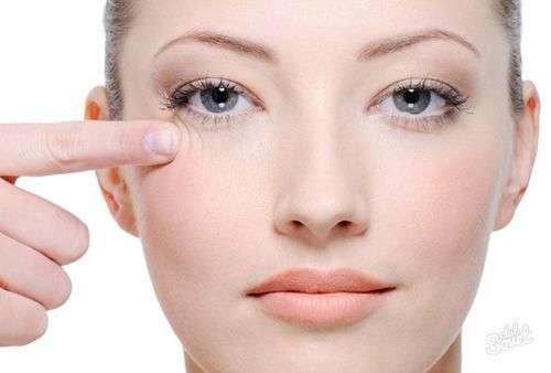 Предупреждаем и лечим народными средствами морщины вокруг глаз