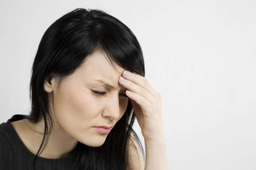 Сильная головная боль — мигрень