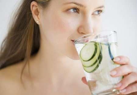 При беременности хочется пить много воды